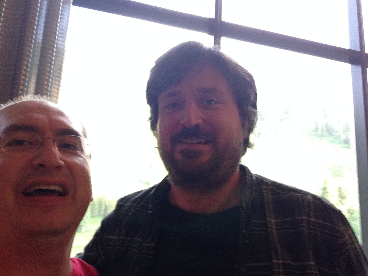 DiGRA 2014 selfie with mystery guest revealed as Jeff Watson